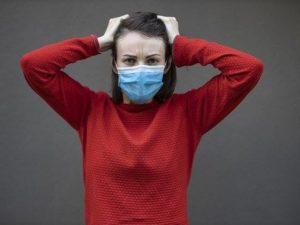 #Salahsayaapa Kata CeweGendut Penimbun Masker  Saat Dibully Netizen?