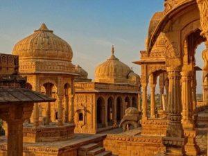 Bada Bagh – Taman Pemakaman Bersejarah Di Rajasthan