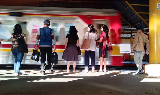 Cara Menuju Bojonggede Dari Tangerang Menggunakan Commuter Line