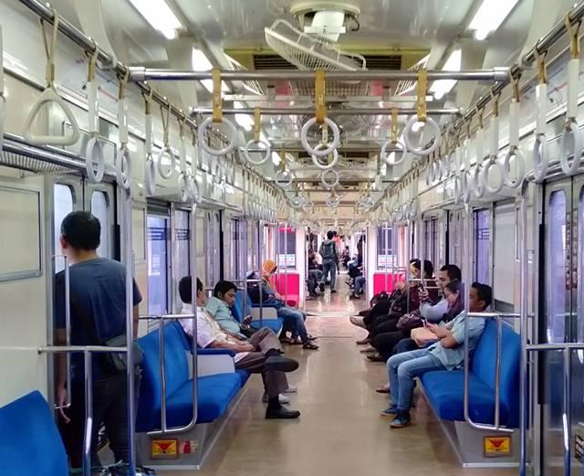 Cara Menuju Citayam Dari Bekasi Menggunakan Commuter Line