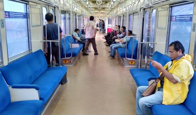 Cara Menuju Citayam Dari Tangerang Menggunakan Commuter Line