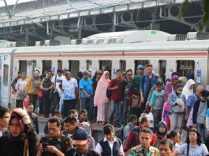Cara Menuju Kalideres Dari Bekasi Menggunakan Commuter Line