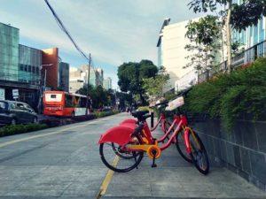 Gowes : Berbagi Sepeda (Bike Sharing) di Jakarta