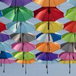Kanopi Payung Di Agitagueda Art Festival 2