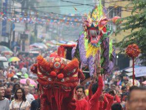 Kilin (Qilin) Makhluk Menyeramkan Perlambang Kemakmuran Dan Kedamaian