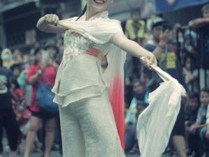 [Foto] Para Penari Cantik Dari Yilan, Taiwan – Lan Yang Dance