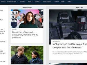 Tampilan Blog Umum Sekali Terinspirasi Mashable, Semoga Nasibnya Sama