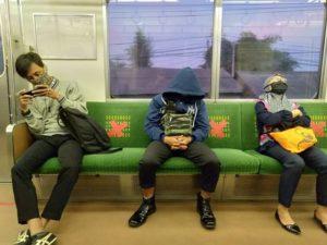3 Aturan Khusus Masa Pandemi Commuter Line Yang Sering Dilanggar Penumpang