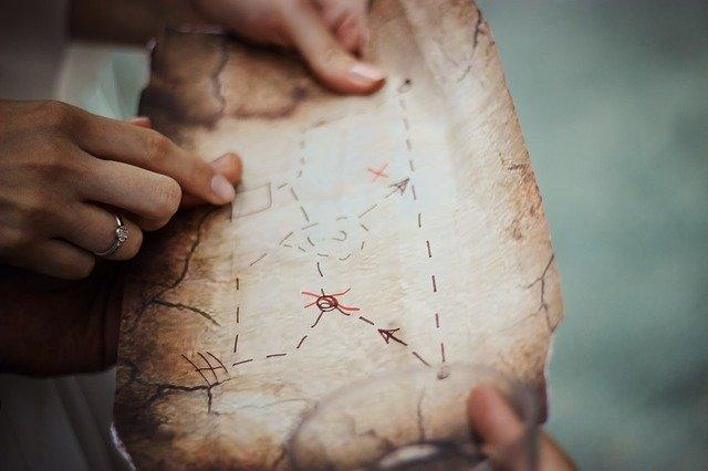Zaman Dahulu Belum Ada Dora, Bagaimana Orang Membuat Peta?