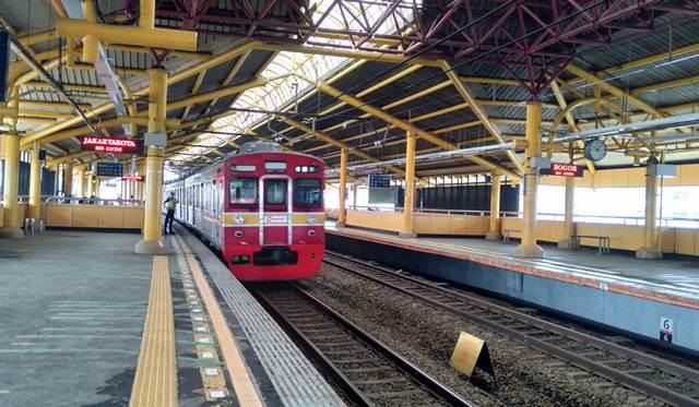 Cara Menuju Cibitung Dari Kalideres Menggunakan Commuter Line