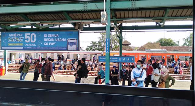 Cara Menuju Cibitung Dari Serpong Menggunakan Commuter Line